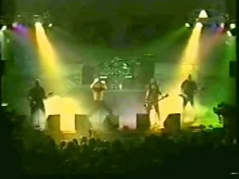 Overkill - Coma (Live ON VIVA TV)