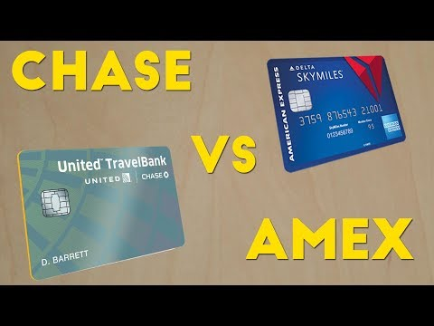 Chase VS Amex: Two new Travel Cards Launch this Week