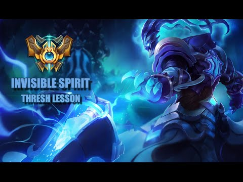 видео: league of legends Гайд по чемпиону: thresh (challenger)