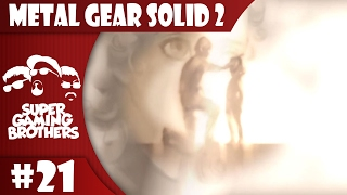 SGB Play: Metal Gear Solid 2 - Part 21 | You Learn By Trying, Right Emma?