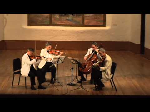 Orion String Quartet: Beethoven - String Quartet No. 9 in C major, Op. 59, No. 3