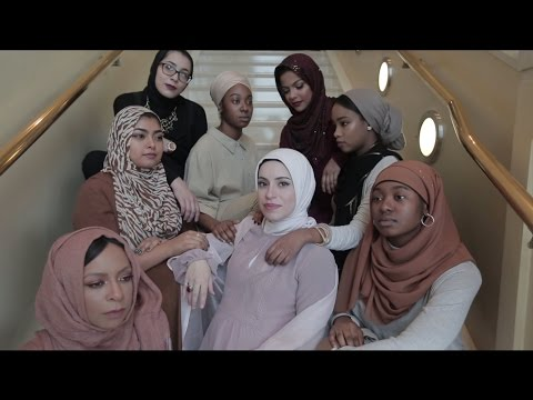 Mona Haydar - Hijabi (Wrap my Hijab) - YouTube