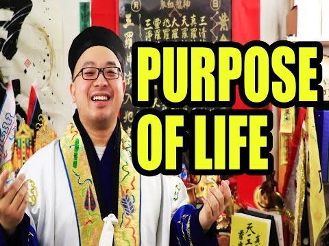 What is the Purpose of Life?  Taoism Lesson Explained