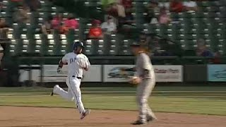 Rougned Odor Doubles For The Express