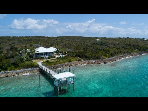 Waterfront Estate in Guana Cay, Abaco, Bahamas | Damianos Sotheby's International Realty