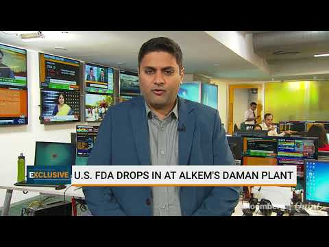 BQ Exlusive: U.S. FDA Conducts Surprise Audit At Alkem Lab's