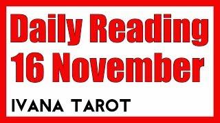 ❤️ Forbidden Relationship  Daily  Reading 16 November, Ivana Tarot