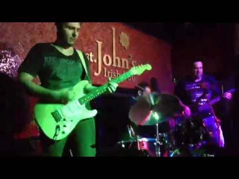 The Rocks Banda - Love me 2 times (St. Johns Irish Pub)