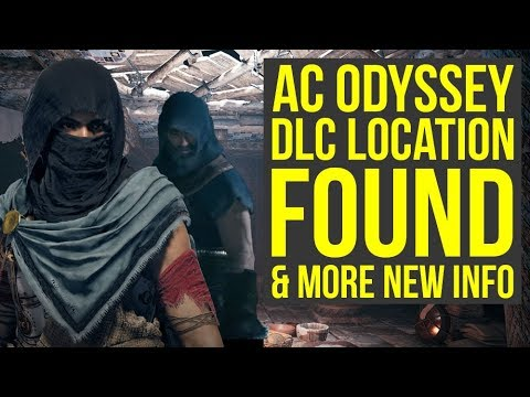 Assassin's Creed Odyssey DLC Location FOUND & More Legacy Of the First  Blade Info (AC Odyssey DLC)