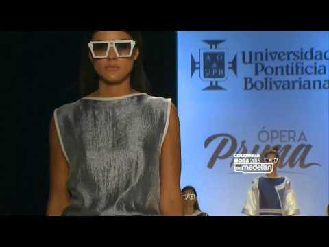 Colombia Moda 2015 - Desfile UPB.