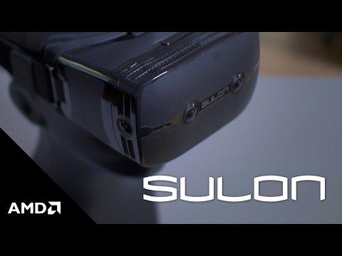 Sulon Q VR/AR headset powered by AMD