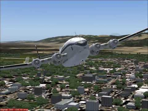 Breguet 763 Provence in FS9
