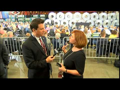 Live Interview with NBC's Kelly O'Donnell