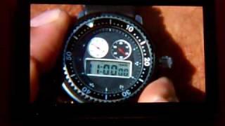 Commando Seiko H558-5009 Modified - YouTube