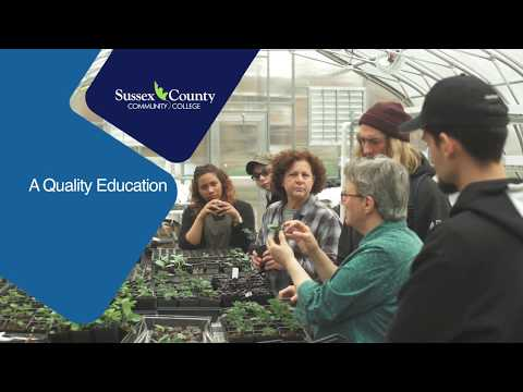 Sussex County Community College - Apply Today!