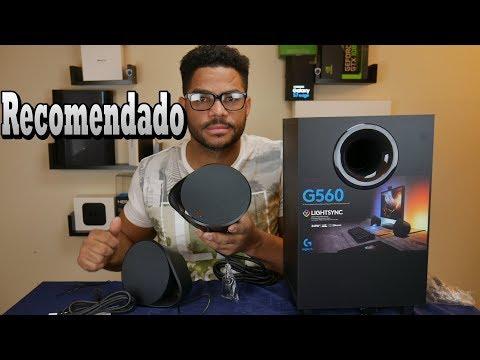 Logitech G560 Review Español