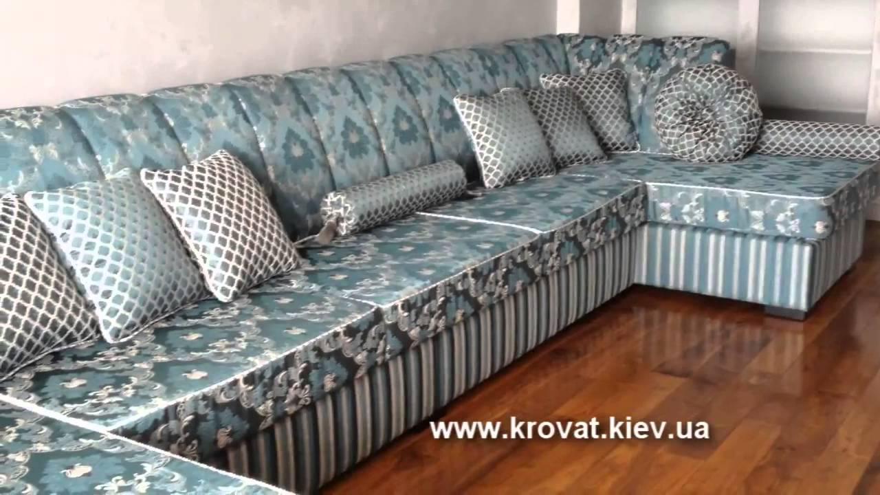 Вы можете заказать не только отдельно стоящие кресла, но и единый диван в домашний кинотеатр для просмотра кино. Купить диваны для.