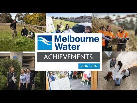 Melbourne Water's 2016/17 Achievements