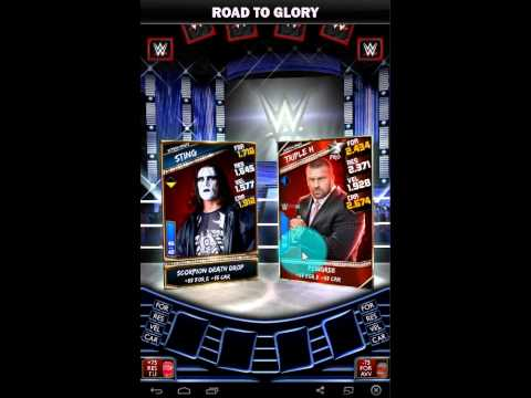 WWE Supercard Ep. #20: Bad News Barrett RTG
