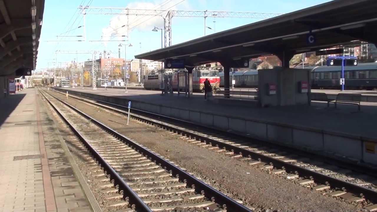 Tampereen Juna Asema
