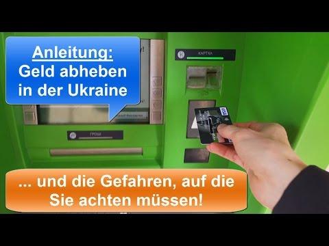 geld in die ukraine überweisen