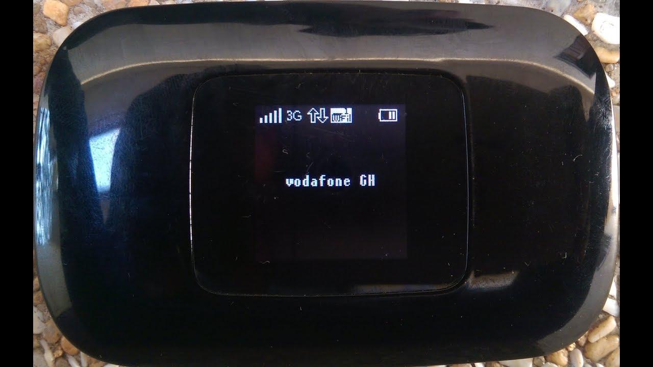 Unlock Vodafone M028T 4G LTE Mi-Fi (Shanghai Boost Even