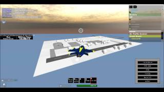ROBLOX My U.S. Navy Blue Angle air show