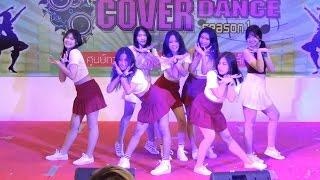 160312 Devil of Angel cover AOA - Miniskirt + Heart Attack @Mega Plaza Cover Dance (Audition)