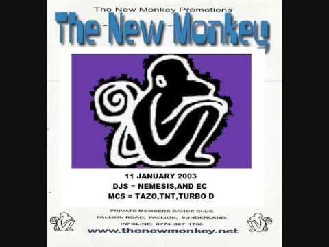 NEW MONKEY  11 JAN 2003 PT 1