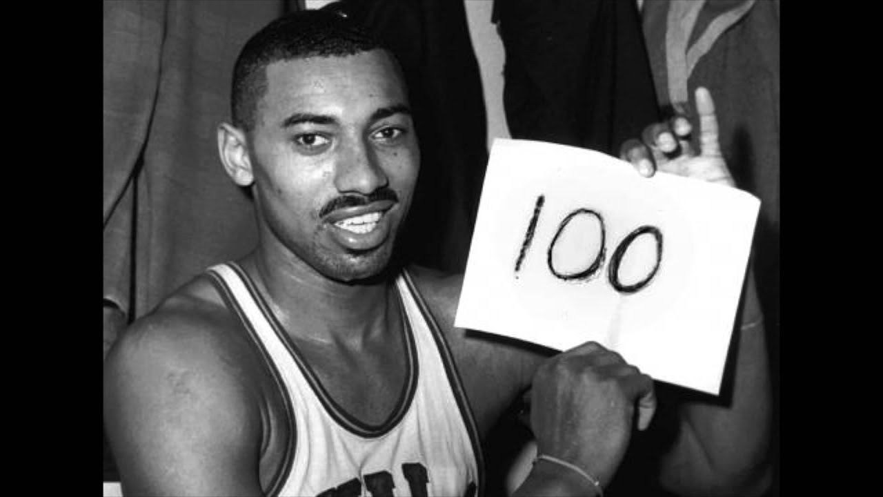 Wilt Chamberlain 100 Point Game Basketball Reference free ...