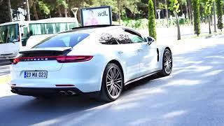 Porsche Panamera 4S Review