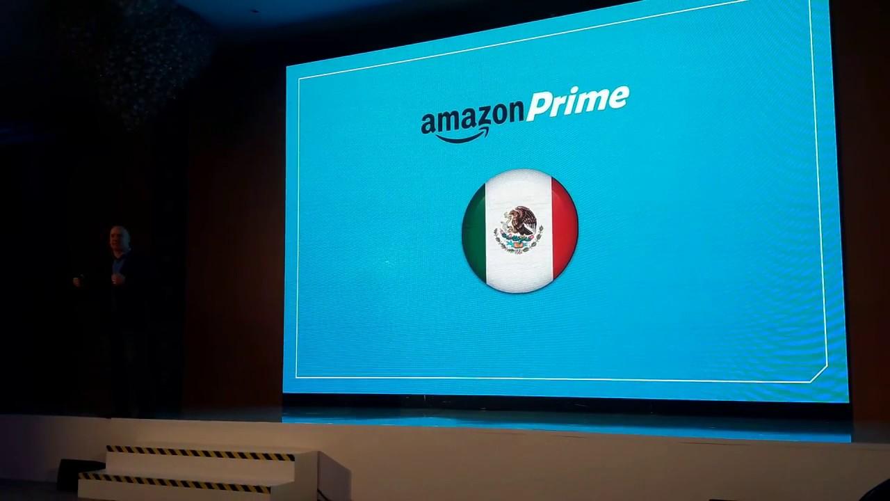 Amazon Prime en México - YouTube