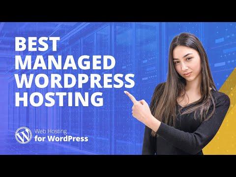 Web Hosting for WordPress: Best Managed WordPress Hosting (2020)