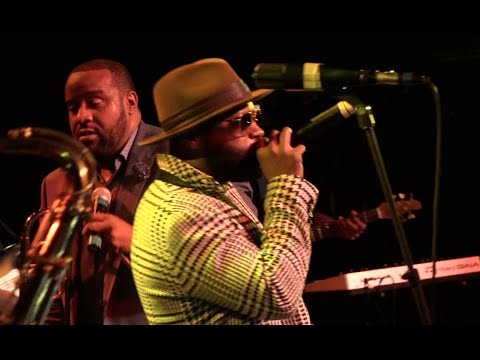 Jeff Bradshaw and Friends (feat. Black Thought) - Break You Off (Live in Philly)