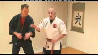 Dustin Seale's Kyusho Combatives - Principles of Tuite #8