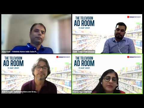 The Television Adroom - Insights into advertising on television