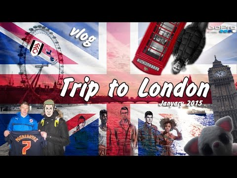 Trip to Great Britain London GoPro (+ Misfits Southmere Lake) | by SITNYANSKIY