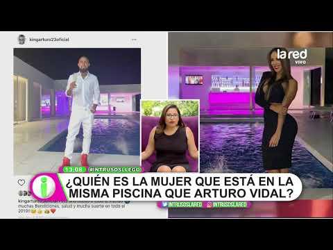 Full fitness: esta es la guapa colombiana influencer que tendría enamorado a Arturo Vidal