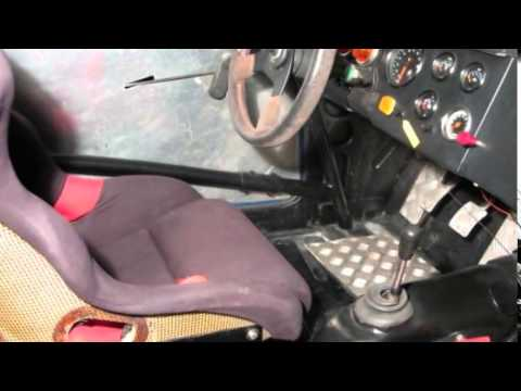 Volvo P1800 Race Car Youtube