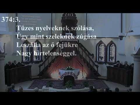 Istentisztelet_NyVREk_ 2020.06.01 10.30 élő