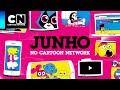 Junho no Cartoon Network | Novidades do Mês | Cartoon Network