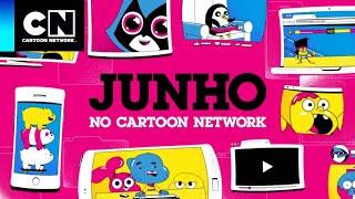 Junho no Cartoon Network   Novidades do Mês   Cartoon Network
