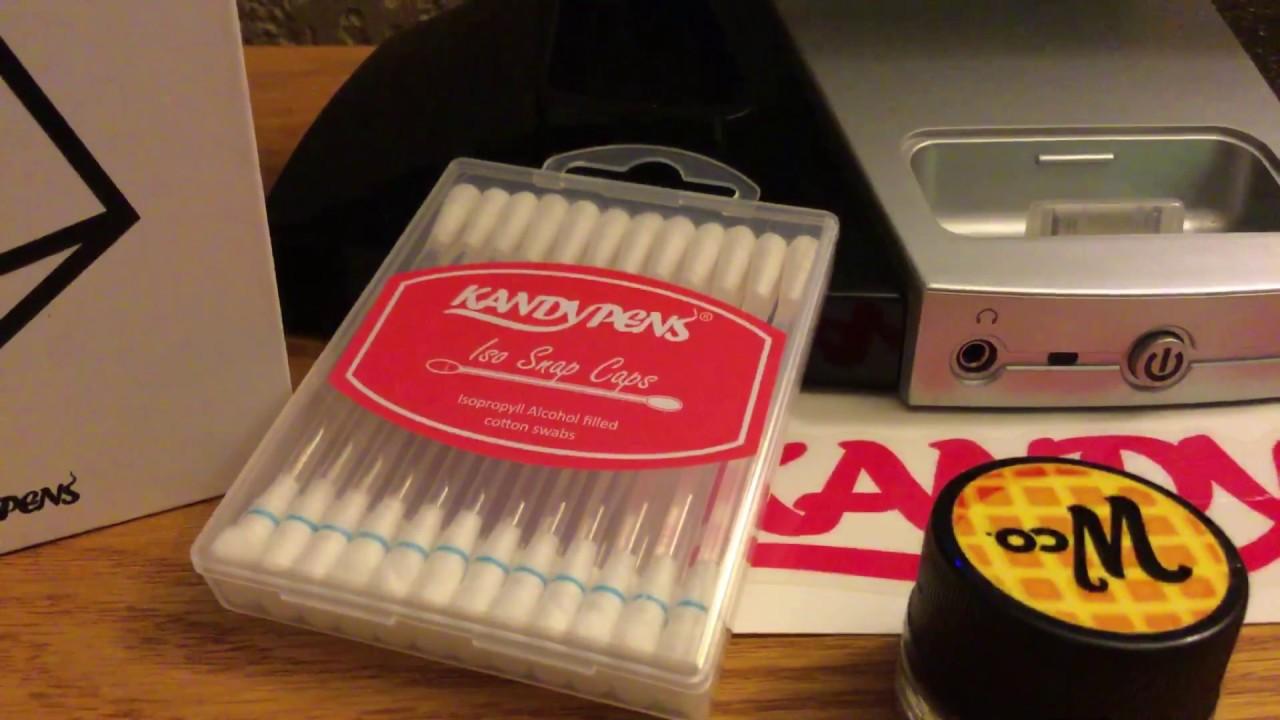 Kandypens Prism Plus+ Vape Review  Concentrate device  limited Edition,  Best Vape Pen 2018, #1 pen!