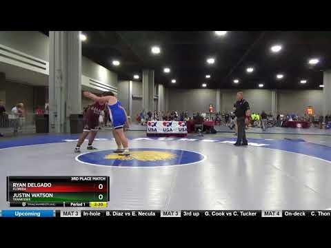 Junior 220 Ryan Delgado Florida Vs Justin Watson Tennessee