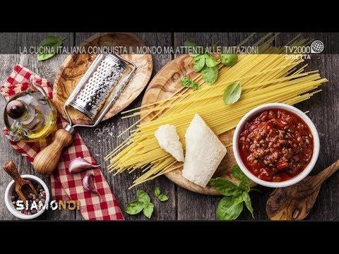 siamo noi cucina italiana la pi amata la pi imitata