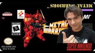 Metal Warriors - Super Nintendo