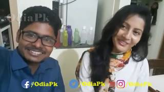 anu choudhury reply about anubhav mohanty