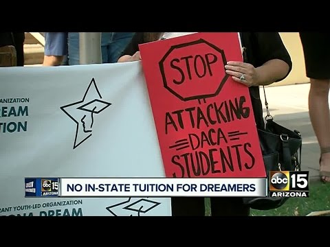 Arizona court overturns in-state tuition for DREAMers