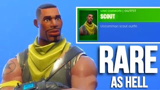 Bruh this skin is so rare! Fortnite ITEM SHOP [October 12] | Kodak wK