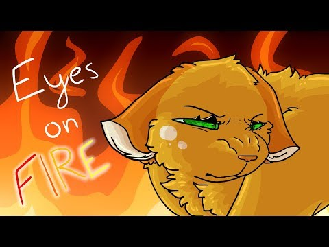 Eyes On Fire // Ashfur and Squirrelflight AMV (Remake)
